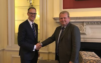 CMAE London & Home Counties welcomes new Chairman